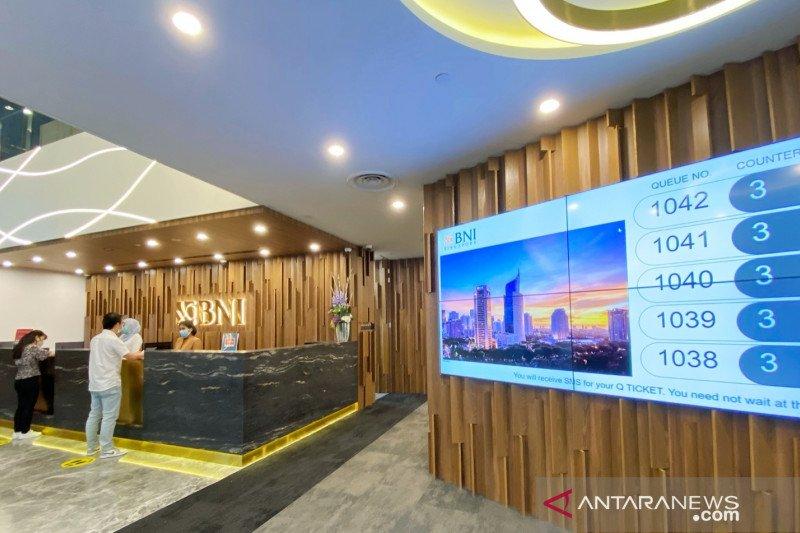 BNI miliki lisensi penuh di Singapura