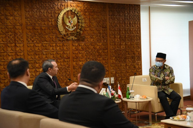 Gus AMI berharap kerja sama Indonesia-Uzbekistan kian meningkat