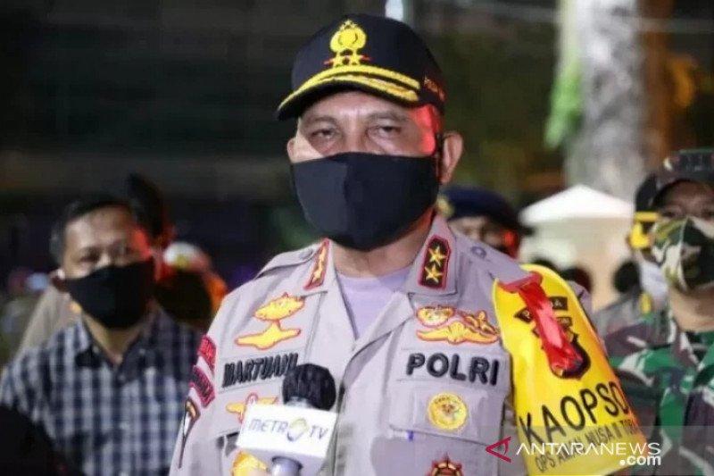 Polda Sumut kerahkan 1.900 personel pengamanan Hari Raya Idul Adha
