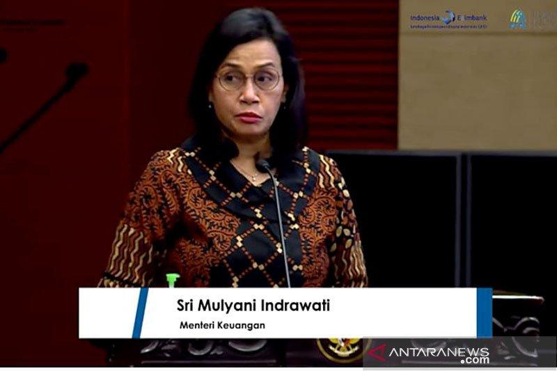 Sri Mulyani jelaskan skema penjaminan kredit korporasi