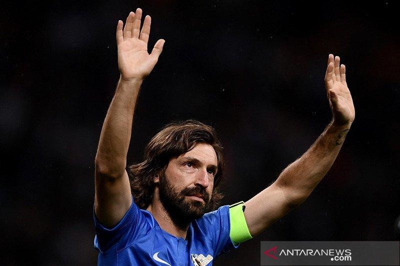 Andrea Pirlo ditunjuk sebagai pelatih baru Juventus U-23