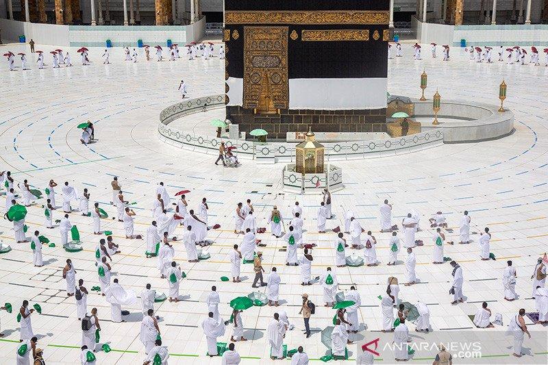 Kementerian Kesehatan Arab Saudi selesaikan persiapan Hari Arafah