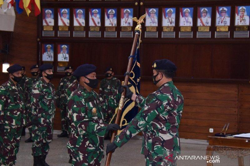 Laksma TNI Irwan Achmadi resmi jabat Pangkolinlamil