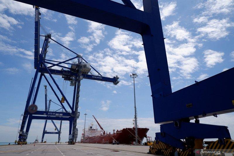 Kemenhub nilai ketersediaan kapal untuk efisienkan biaya logistik