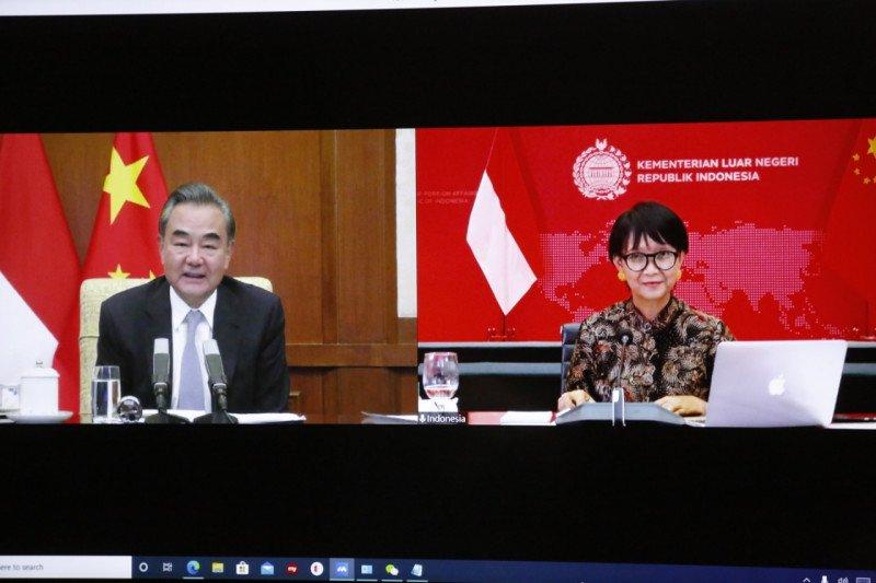 Peningkatan ketegangan di LCS, Indonesia minta China hormati UNCLOS