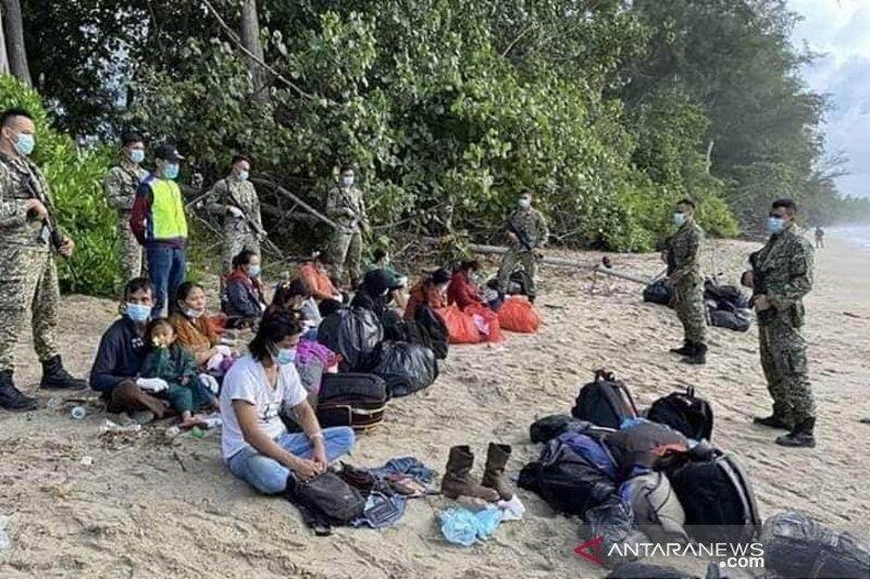 46 WNI ditahan di Genting, KJRI akan beri bantuan hukum