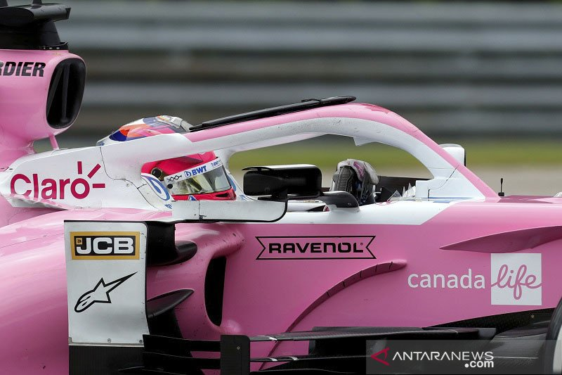 Perez positif COVID-19 dan absen di Grand Prix Britania