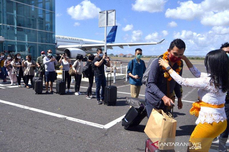 Bali buka kembali kunjungan wisatawan domestik