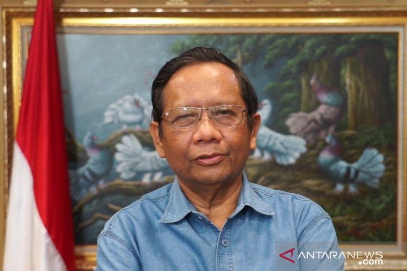 Mahfud: Pejabat yang lindungi Djoko Tjandra harus siap dipidana