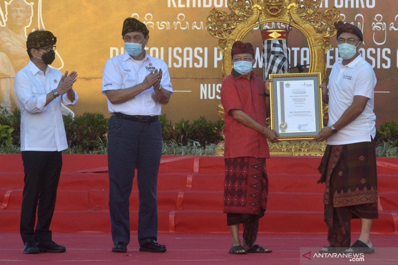 The Nusa Dua mulai buka kunjungan bagi wisatawan nusantara