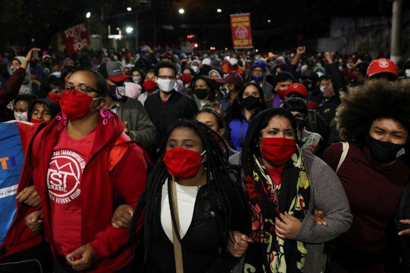 Brazil laporkan 50.032 kasus baru corona dalam 24 jam