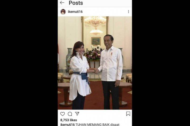 Pemprov DKI surati artis FTV soal permintaan  hapus foto bareng Jokowi