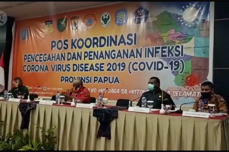 Pemprov Papua perpanjang masa tanggap darurat hingga 31 Juli