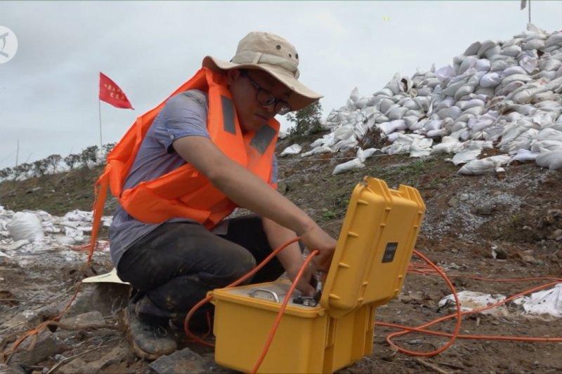 Penggunaan teknologi pencitraan resistivitas 3D dalam pengendalian banjir