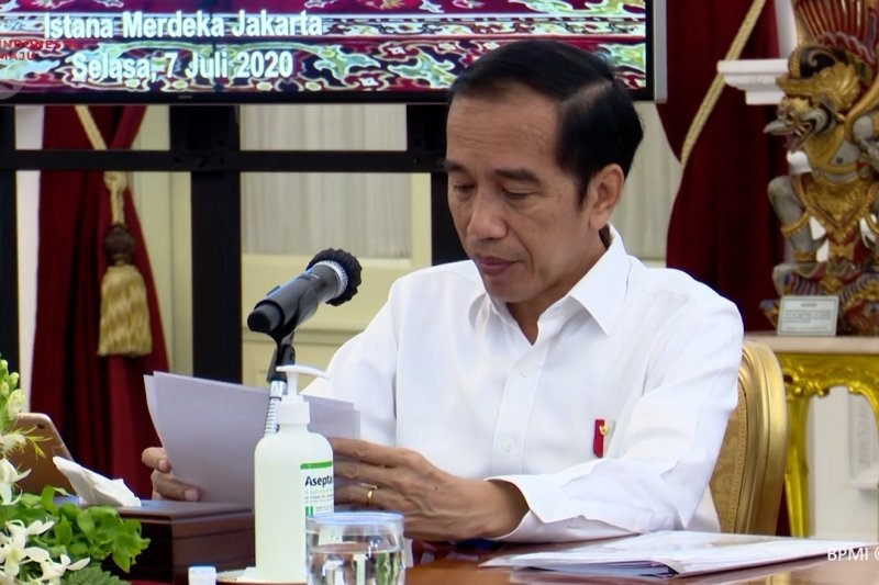 Presiden minta percepatan penyelesaian Tol Trans-Sumatera & Cisumdawu