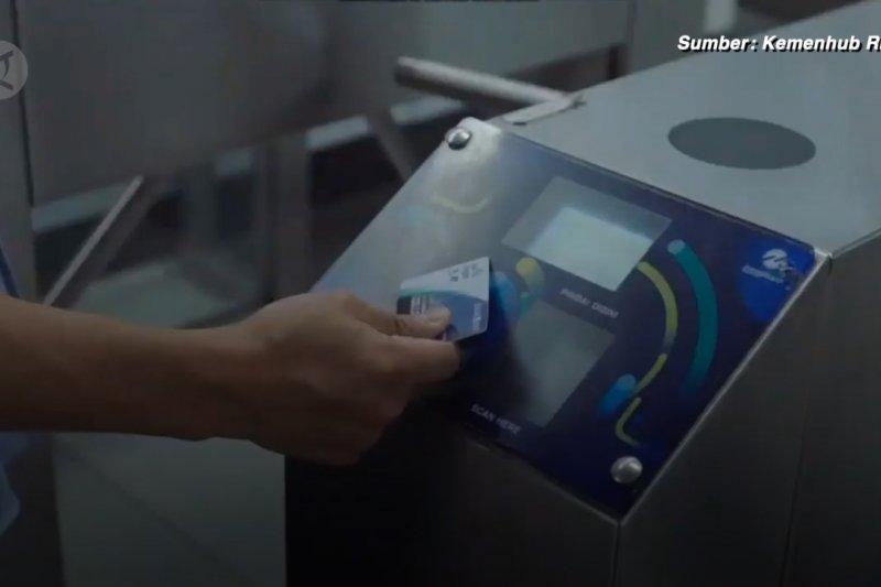 Pembayaran tiket transportasi massal di Jakarta akan terintegrasi