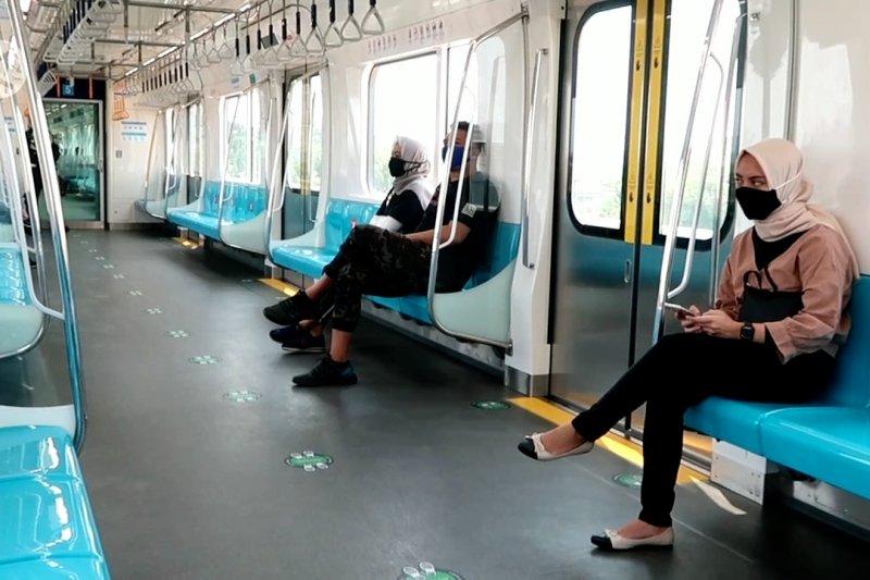 Konstruksi MRT tahap 2A
