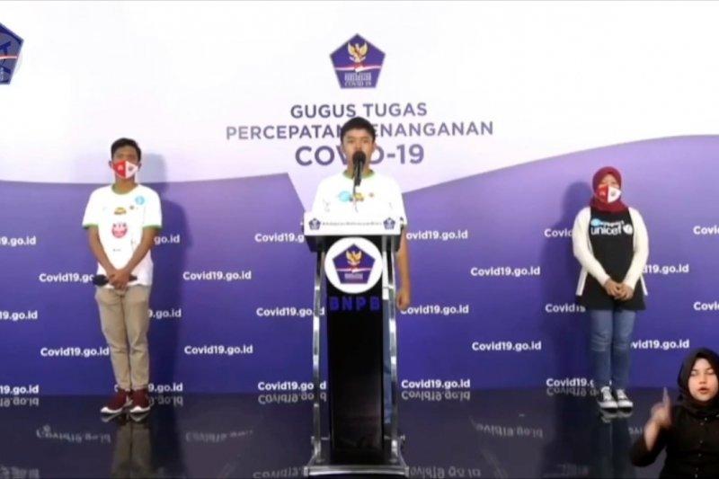 Harapan anak Indonesia di Hari Anak Nasional 2020