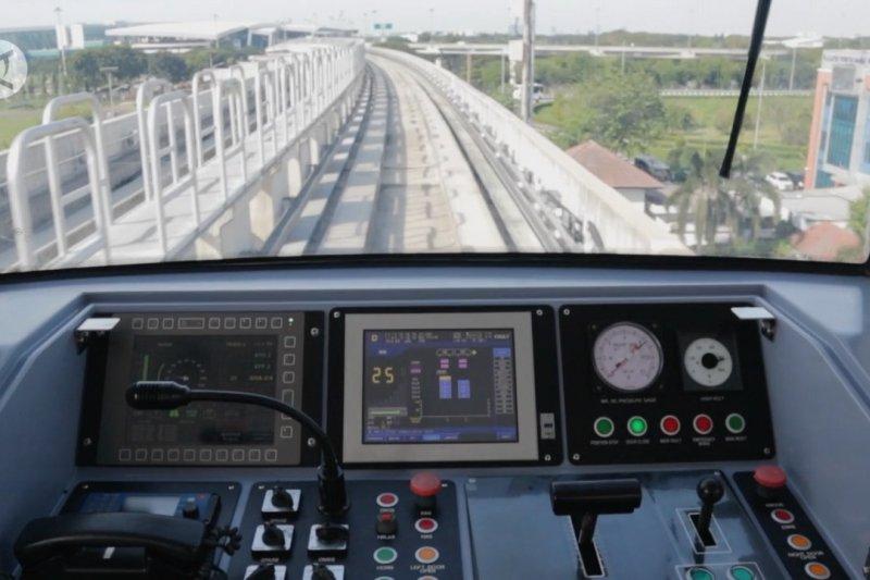 Kereta layang Bandara Soetta dapat beroperasi tanpa pengemudi