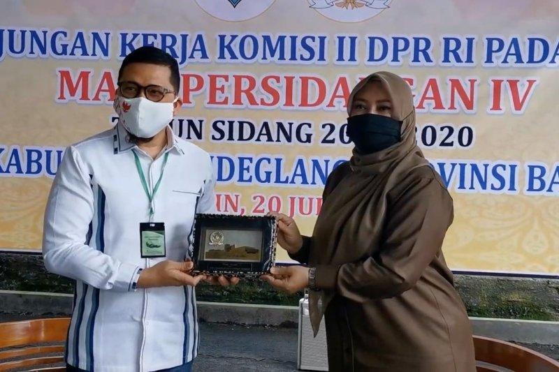 Komisi 2 DPR RI pantau kesiapan Pilkada Pandeglang