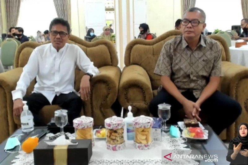 Gubernur Sumbar wacanakan pidana bagi pelanggar protokol kesehatan