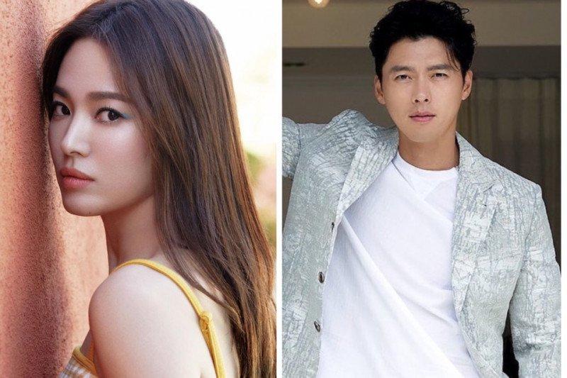 Agensi bantah Song Hye Kyo dan Hyun Bin pacaran lagi
