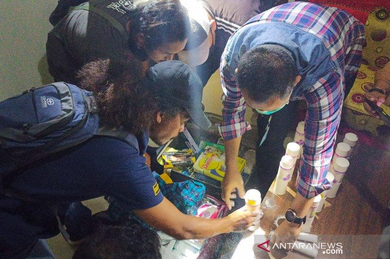 Polda NTB gagalkan peredaran dua kilogram sabu-sabu dari Medan