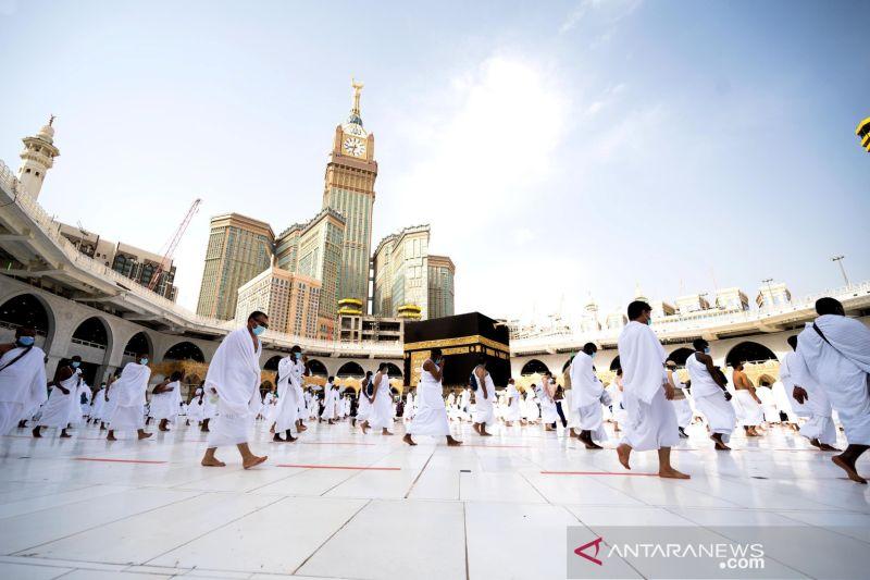Arab Saudi gunakan teknologi terbaru kartu pintar haji