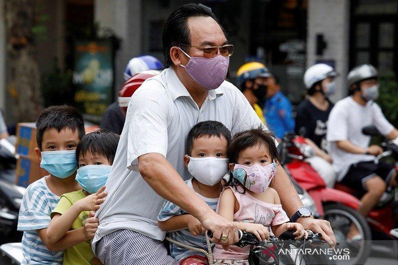 Wabah virus corona menyebar ke Hanoi setelah ada sembilan kasus COVID