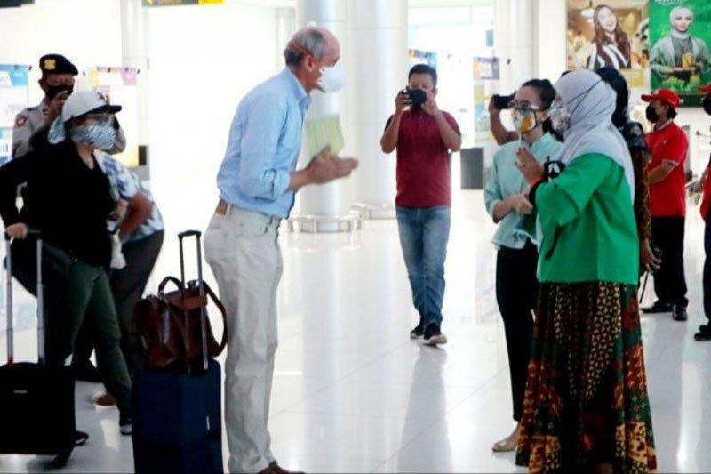 Dubes Belanda kunjungi Kalimantan Tengah