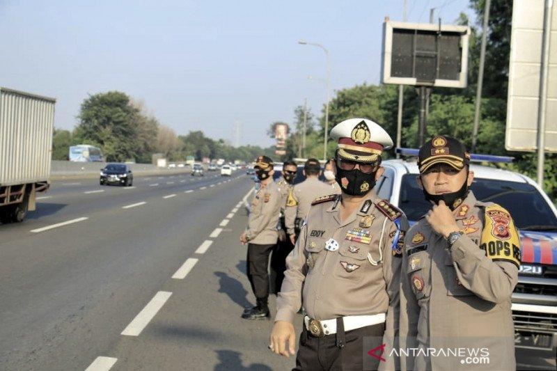 Polisi: Peningkatan arus balik sebab warga manfaatkan momen Idul Adha