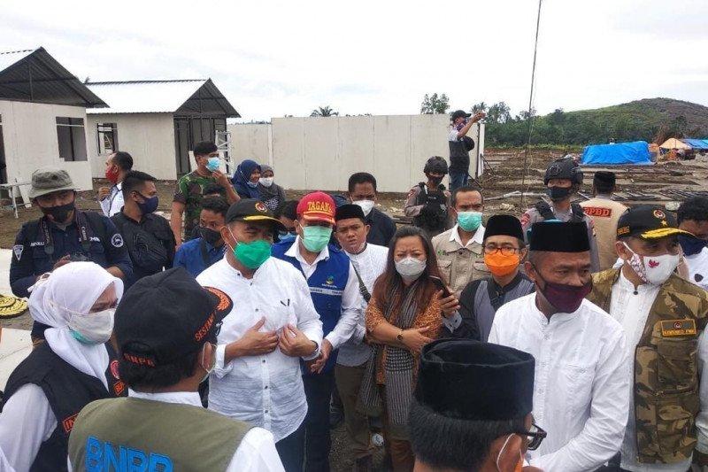 Kemen PPPA beri bantuan kebutuhan spesifik korban bencana