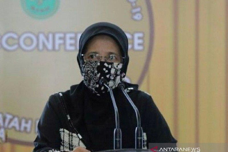 Positif COVID-19 Riau tembus 1.000, tiga di antaranya pegawai imigrasi