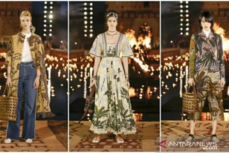 Kemarin, batik Dior & LV hingga musim terakhir