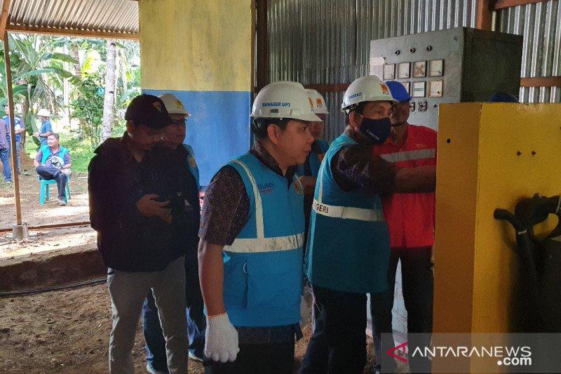 Listrik PLN berhasil tembus pulau terluar Indonesia di Sangihe