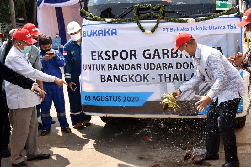 Menperin lepas ekspor 33 garbarata Bukaka ke Thailand