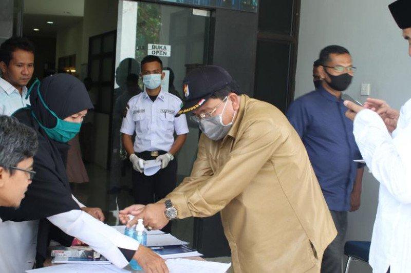Sejumlah 4.230 peserta UM-PTKIN 2020 UIN Ar-Raniry ujian dari rumah