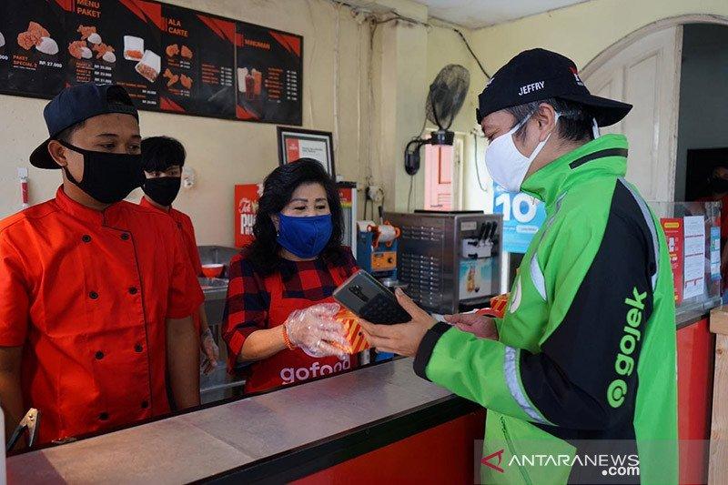 Riset: 24 persen pekerja swasta beralih jadi mitra GoFood saat pandemi