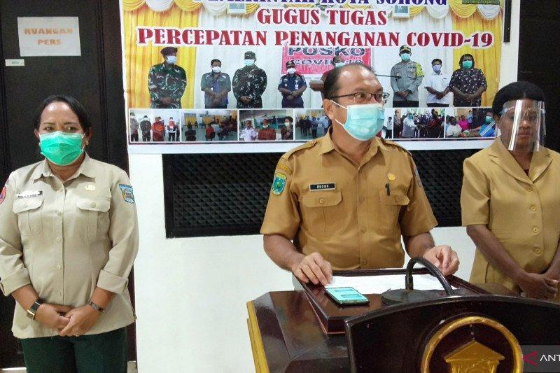 Pasien positif COVID-19 Kota Sorong bertambah jadi 212 orang
