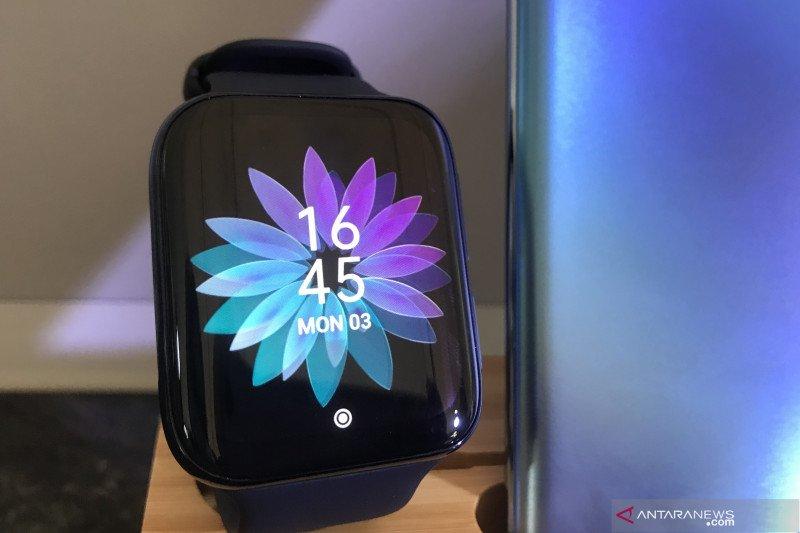 Oppo Watch akan hadir dalam dua varian berdesain kotak
