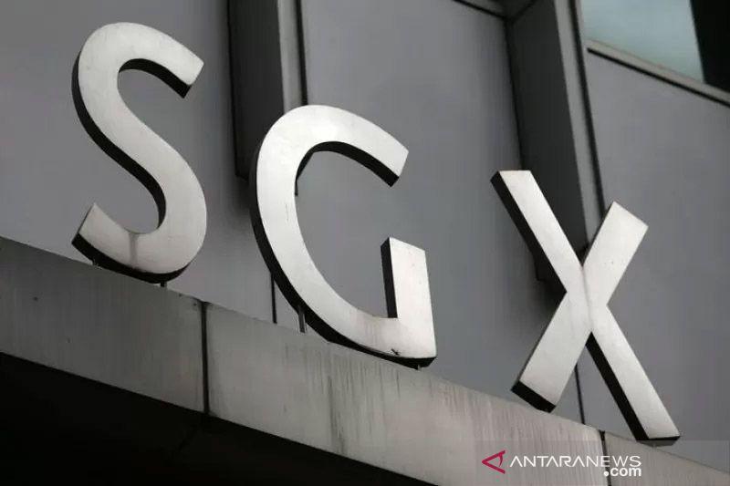 Saham Singapura ditutup menguat, Indeks Straits Times naik 0,81