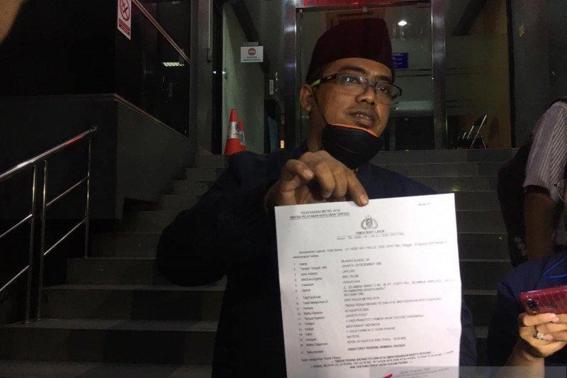 Anji dilaporkan ke Polda Metro Jaya terkait dugaan hoaks obat COVID-19