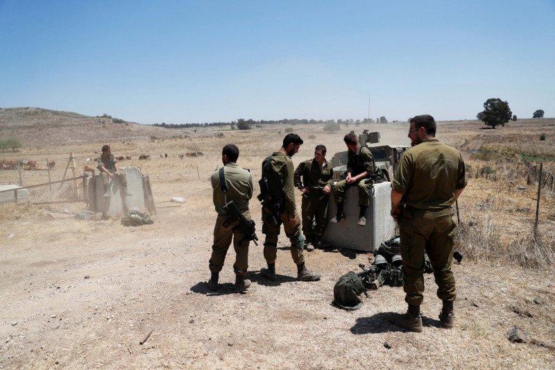 Rusia menengahi pertukaran tahanan Israel-Suriah