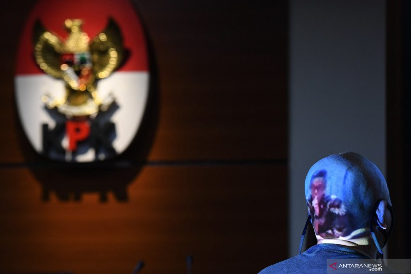 Mantan anggota KPU Wahyu Setiawan sebut sudah bersikap kooperatif