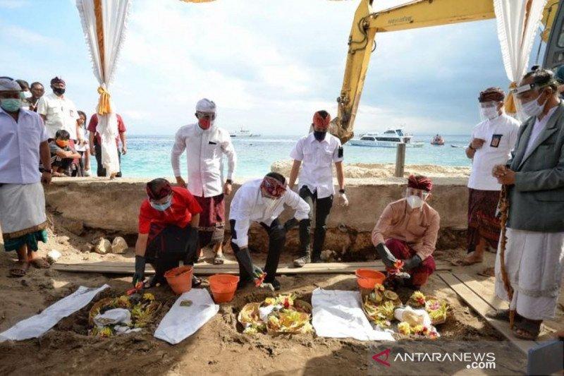 Bupati Klungkung apresiasi Menhub-Gubernur dukung Pelabuhan Sampalan