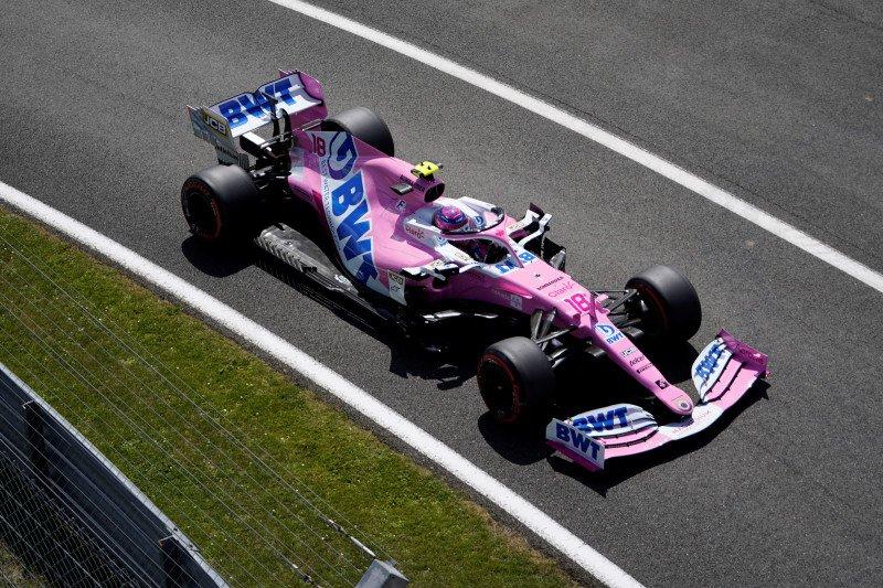 Renault protes legalitas mobil Racing Point untuk ketiga kalinya