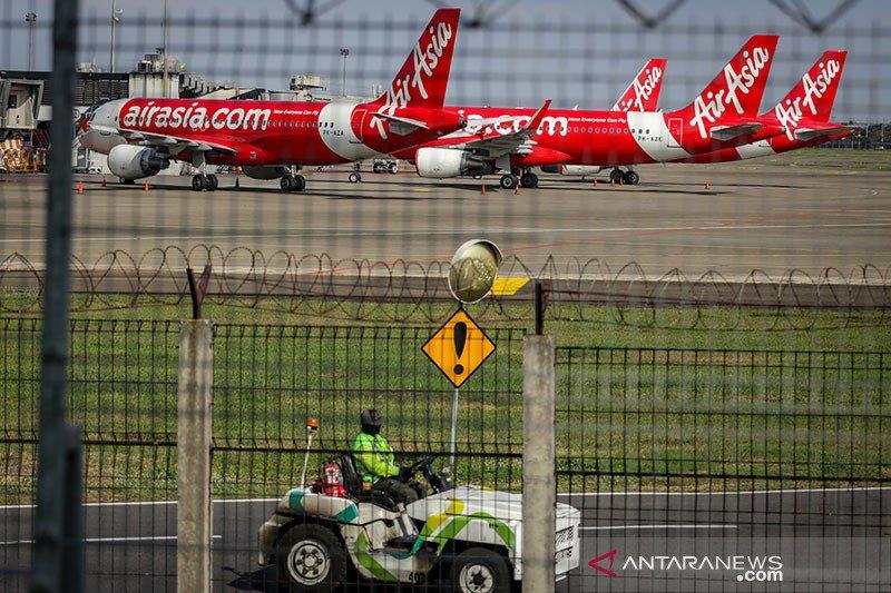 Penerbangan domestik melonjak, 2.400 kursi AirAsia terjual akhir Juli