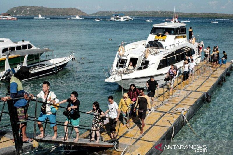 Dua pelabuhan dibangun di Bali untuk tingkatkan kualitas pariwisata
