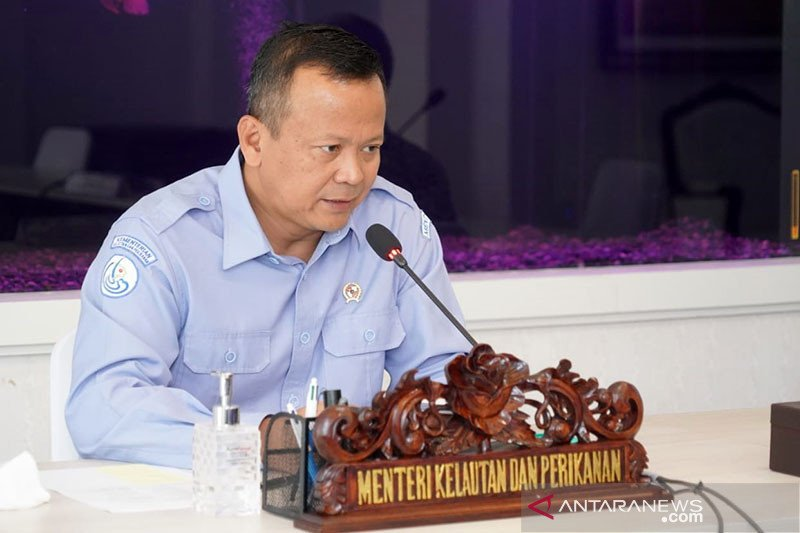 Menteri Edhy optimistis ekspor perikanan melesat saat pandemi