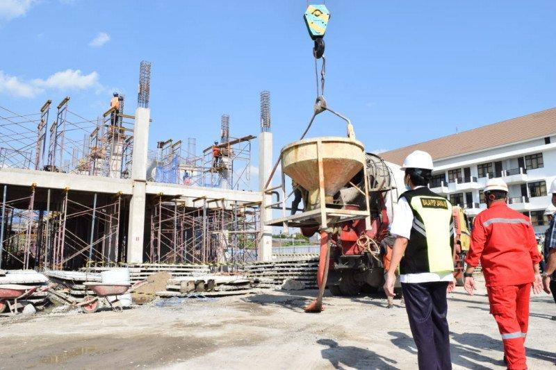 Kementerian PUPR bangun empat rusunawa mahasiswa di Jateng